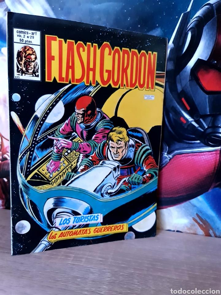 EXCELENTE ESTADO FLASH GORDON 29 VOL II COMICS VERTICE (Tebeos y Comics - Vértice - Flash Gordon)