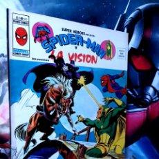Cómics: EXCELENTE ESTADO SUPER HÉROES 48 SPIDER-MAN Y LA VISION MUNDI CÓMICS VERTICE. Lote 261523410