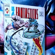 Cómics: EXCELENTE ESTADO LOS 4 FANTASTICOS 10 VOL II MUNDI COMICS VERTICE. Lote 261525890