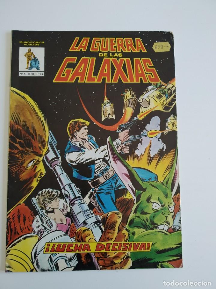 VERTICE ~ LA GUERRA DE LAS GALAXIAS ~ Nº5 (Tebeos y Comics - Vértice - Otros)