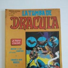 Cómics: VERTICE ~ LA TUMBA DE DRACULA ~ VOL.2 Nº6. Lote 261696545
