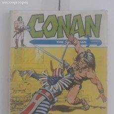 Cómics: CONAN THE BARBARIAN Nº 9 - EDICIONES VERTICE - AÑO 1973 - LOS DIOSES DE BAL-SAGOTH. Lote 261852465