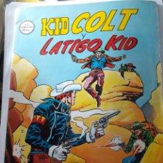 Cómics: KID COLT- Nº 14 -JOYA DEL WESTERN SILVER AGE-JACK KIRBY-LARRY LIEBER-1981-BUENO-MUY DIFÍCIL-LEA-4693. Lote 261971080