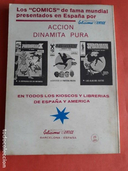 Cómics: CAPITAN AMERICA N-15 EN MUY BUEN ESTADO - Foto 2 - 262066210