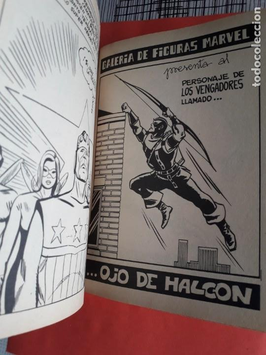 Cómics: CAPITAN AMERICA N-15 EN MUY BUEN ESTADO - Foto 6 - 262066210