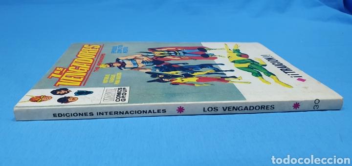 Cómics: LOS VENGADORES ¡¡ TRAICIÓN!! - VÉRTICE - EDICIÓN TACO - Foto 5 - 262194715