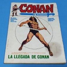 Comics : CONAN EL BÁRBARO - LA LLEGADA DE CONAN - VÉRTICE - EDICIÓN TACO. Lote 262200005