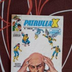 Fumetti: PATRULLA X - Nº 7 - EL ENEMIGO AL ACECHO - EDICIONES VERTICE. Lote 262200115