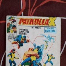 Fumetti: PATRULLA X - Nº 17 - ¡¡DESASTRE!! - EDICIONES VERTICE. Lote 262201205