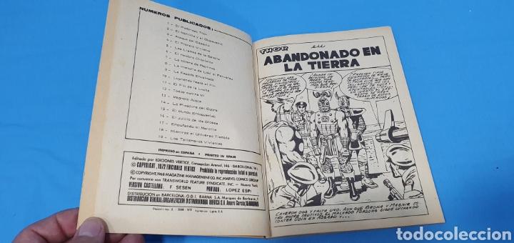Cómics: THOR - ABANDONADO EN LA TIERRA - VÉRTICE - EDICIÓN TACO - Foto 2 - 262202490