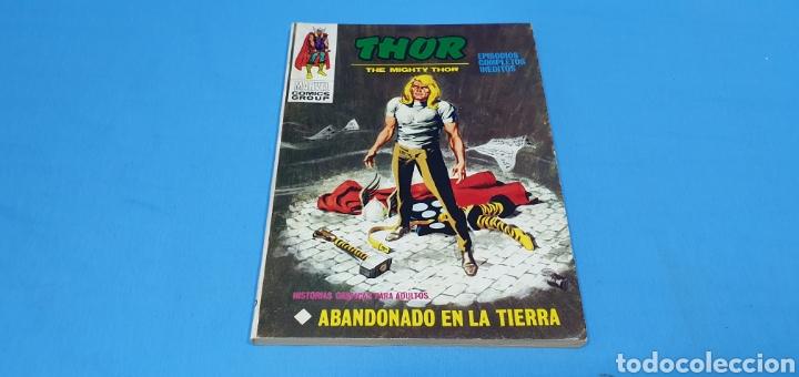 THOR - ABANDONADO EN LA TIERRA - VÉRTICE - EDICIÓN TACO (Tebeos y Comics - Vértice - Thor)