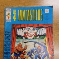 Fumetti: LOS 4 FANTÁSTICOS, VÉRTICE, VOL.3 , NÚMERO 5. Lote 262217315