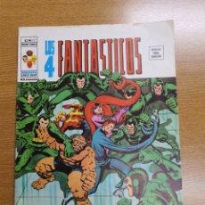 Fumetti: LOS 4 FANTÁSTICOS, VÉRTICE, VOL.2, NÚMERO 22. Lote 262218215