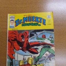 Cómics: SUPER HEROES PRESENTA: DR. MUERTE Y NAMOR , VÉRTICE, VOL.2 ,NÚMERO 70. Lote 262219255