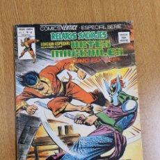 Cómics: RELATOS SALVAJES, ARTES MARCIALES, VÉRTICE, VOL.1 , NÚMERO 48. Lote 262221075