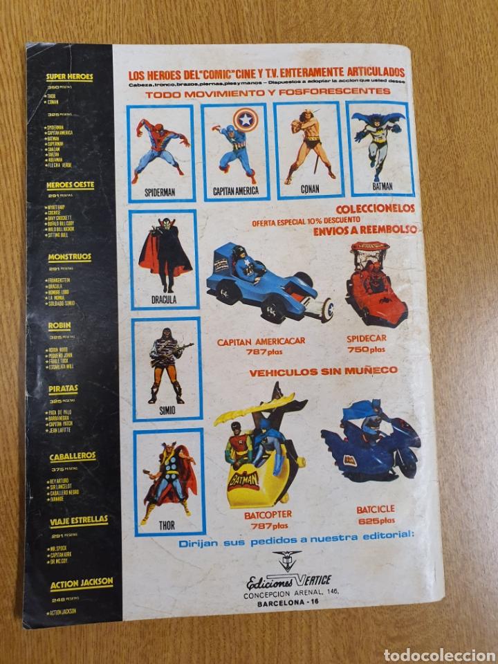 Cómics: Relatos salvajes, edición especial artes marciales, Vértice, Mundi-comics, número 21 - Foto 2 - 262226240
