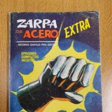 Cómics: ZARPA DE ACERO EXTRA , NÚMERO 10 , VÉRTICE TACO. Lote 262507720