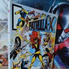 Cómics: CASI EXCELENTE ESTADO PATRULLA-X 1 RETAPADO LINEA SURCO COMICS VERTICE. Lote 262553290