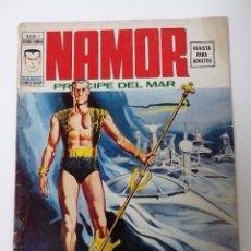 Cómics: COMIC NAMOR V.2-Nº 1 NAMOR PRINCIPE DEL MAR AÑO 1974 EN BUEN ESTADO. Lote 262643860