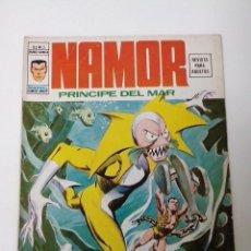 Cómics: COMIC NAMOR V.2-Nº 2 NAMOR PRINCIPE DEL MAR AÑO 1974 EN BUEN ESTADO. Lote 262644020