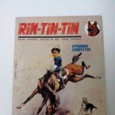 Cómics: COMIC RIN-TIN-TIN Nº 12 CONCURSO HIPICO. Lote 262650705
