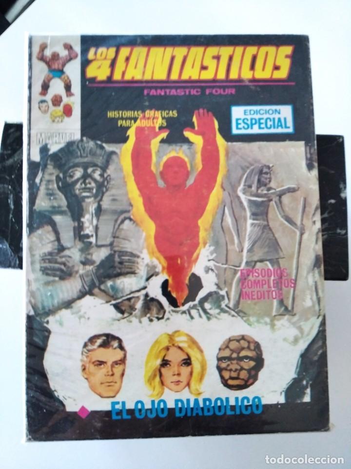 (VERTICE -V.1) LOS 4 FANTASTICOS - Nº. 26 - MBE.- (Tebeos y Comics - Vértice - V.1)