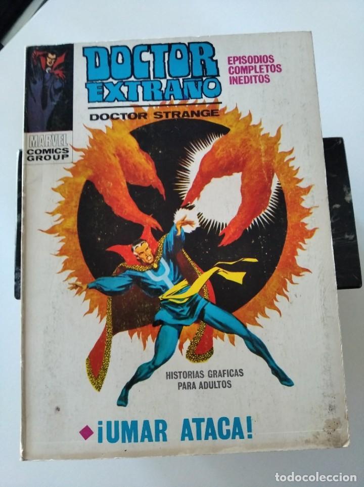 (VERTICE -V.1) DOCTOR EXTRAÑO - Nº. 7-BE.- (Tebeos y Comics - Vértice - V.1)