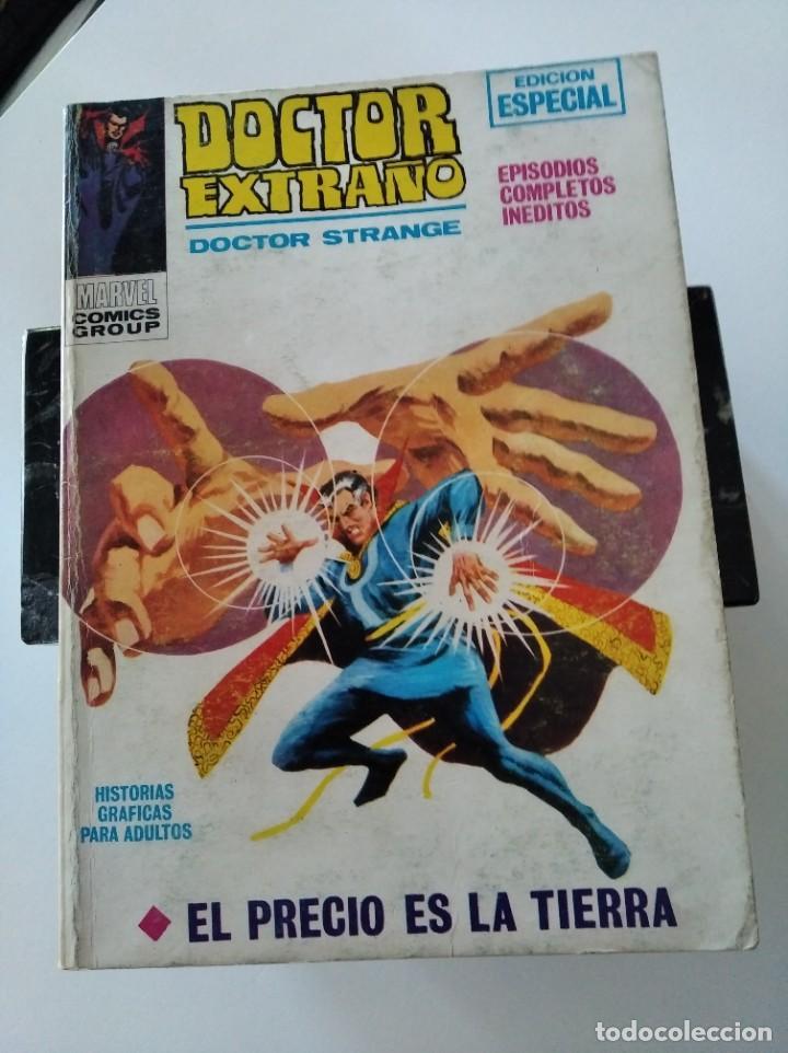 (VERTICE -V.1) DOCTOR EXTRAÑO - Nº: 2 - BE.- (Tebeos y Comics - Vértice - V.1)