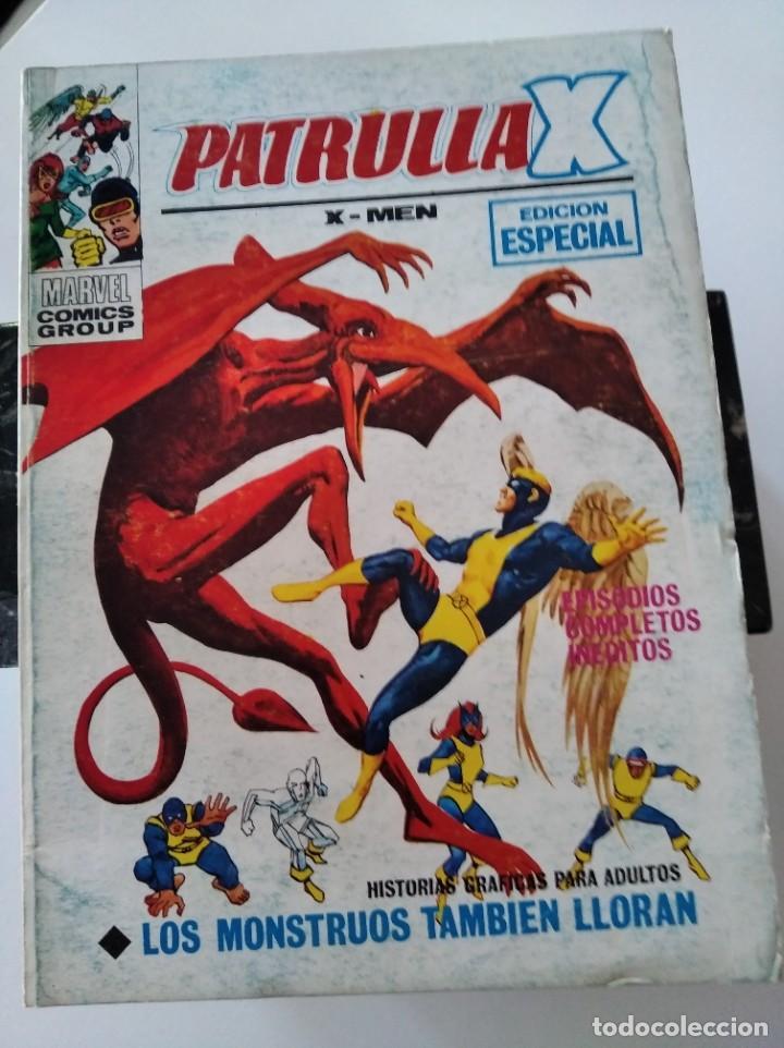 (VERTICE -V.1) PATRULLA-X - Nº 28.- BE.- (Tebeos y Comics - Vértice - V.1)