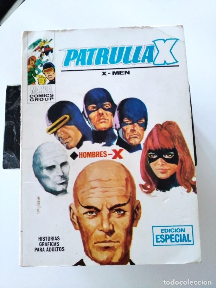 (VERTICE -V.1) PATRULLA X - Nº: 1 - BE.- (Tebeos y Comics - Vértice - V.1)