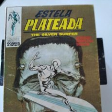Cómics: (VERTICE -V.1) ESTELA PLATEADA - Nº: 7 .- BE.- ALTO. Lote 262699035