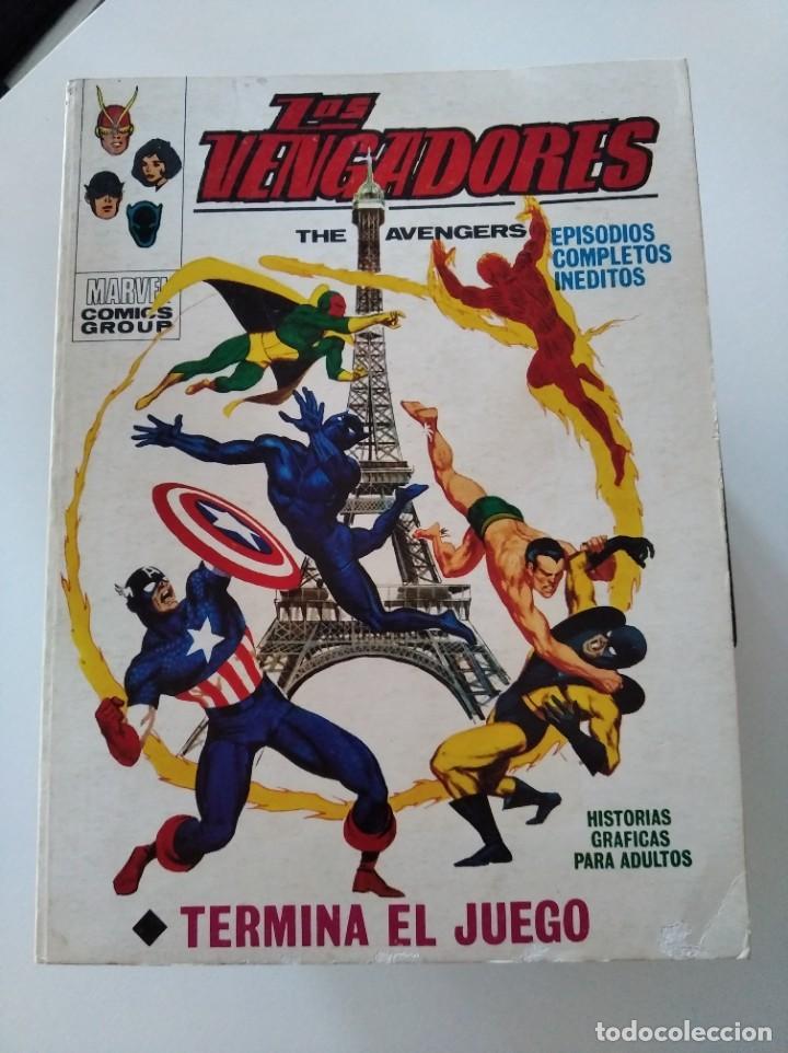 (VERTICE -V.1) LOS VENGADORES - Nº: 32.- MBE.- (Tebeos y Comics - Vértice - V.1)