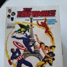 Cómics: (VERTICE -V.1) LOS VENGADORES - Nº: 32.- MBE.-. Lote 262700705