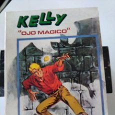 """Cómics: (VERTICE -V.1) KELLY """" OJO MAGICO"""" Nº: 2 - MBE.-. Lote 262702820"""