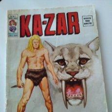 Cómics: (VERTICE -V.2) KAZAR - Nº: 1 - BE.-. Lote 262705910