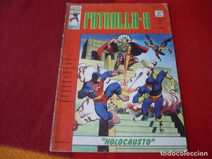 PATRULLA X VOL. 3 Nº 13 HOLOCAUSTO MUNDICOMICS VERTICE (Tebeos y Comics - Vértice - Patrulla X)