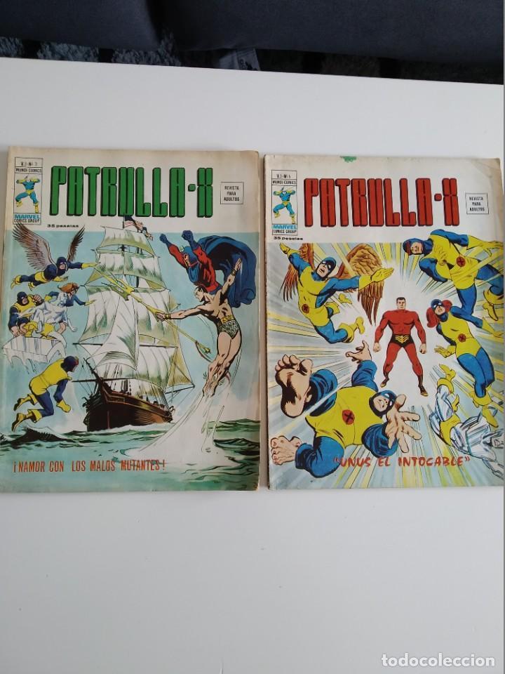 Cómics: VERTICE ~ PATRULLA X ~ VOL. 3 COMPLETA ~ LEER!! - Foto 6 - 262885625