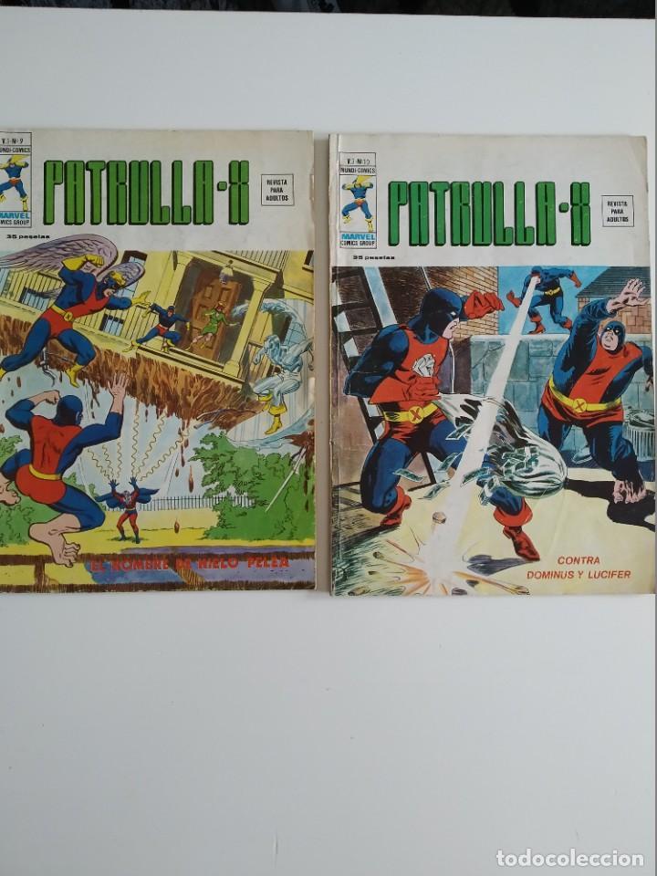 Cómics: VERTICE ~ PATRULLA X ~ VOL. 3 COMPLETA ~ LEER!! - Foto 12 - 262885625