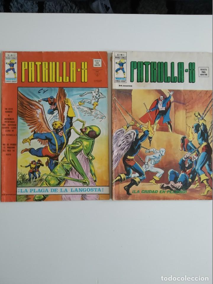 Cómics: VERTICE ~ PATRULLA X ~ VOL. 3 COMPLETA ~ LEER!! - Foto 14 - 262885625