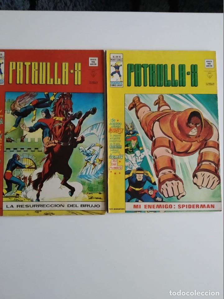 Cómics: VERTICE ~ PATRULLA X ~ VOL. 3 COMPLETA ~ LEER!! - Foto 18 - 262885625