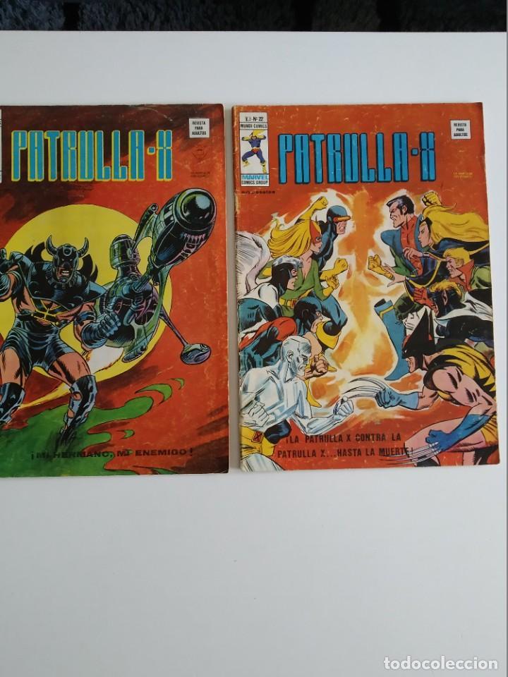 Cómics: VERTICE ~ PATRULLA X ~ VOL. 3 COMPLETA ~ LEER!! - Foto 24 - 262885625