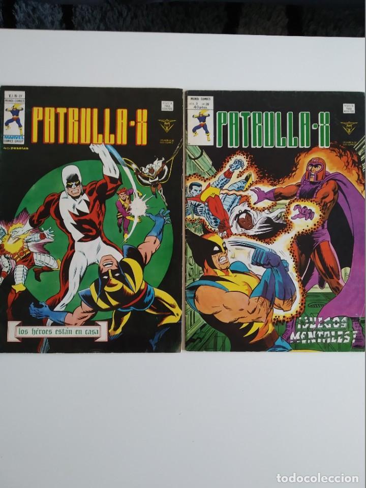 Cómics: VERTICE ~ PATRULLA X ~ VOL. 3 COMPLETA ~ LEER!! - Foto 30 - 262885625