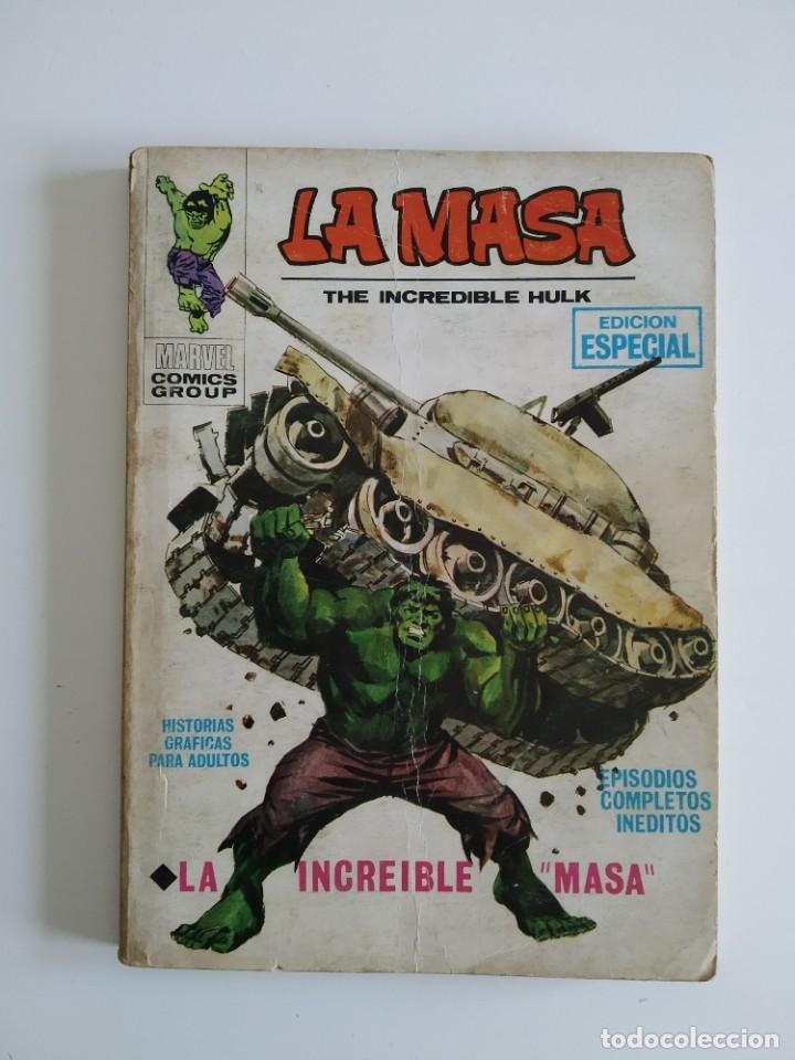 VERTICE ~ LA MASA ~ VOL.1 Nº1 (Tebeos y Comics - Vértice - La Masa)