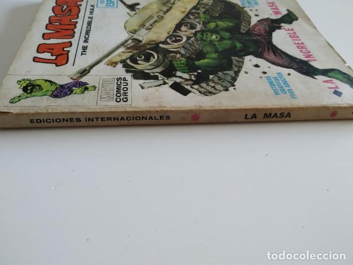Cómics: VERTICE ~ LA MASA ~ VOL.1 Nº1 - Foto 4 - 262892365