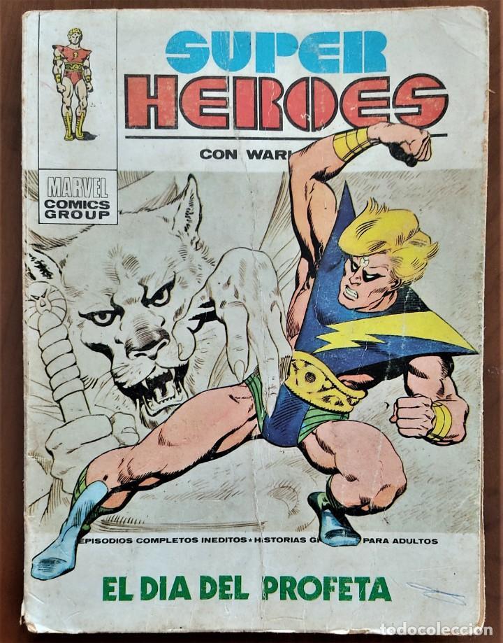 SUPER HÉROES Nº 1 - VÉRTICE TACO V. 1 (Tebeos y Comics - Vértice - V.1)