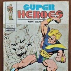 Cómics: SUPER HÉROES Nº 1 - VÉRTICE TACO V. 1. Lote 262952445