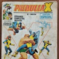Cómics: PATRULLA X Nº 7 - VÉRTICE TACO V. 1. Lote 262953500