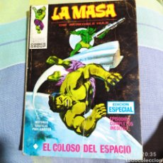 Cómics: LA MASA Nº 17 VERTICE VOL 1 TACO. Lote 262955710