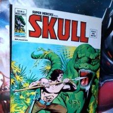 Cómics: DE KIOSCO SUPER HÉROES 51 SKULL MUNDI COMICS MARVEL EDICIONES VERTICE. Lote 262991510