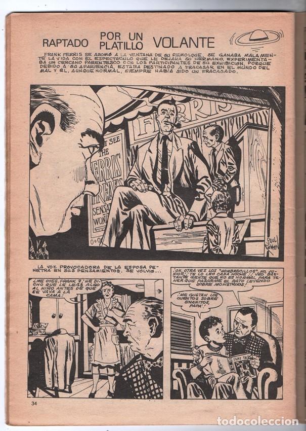 Cómics: 1979 MUNDI COMICS V1 # 8 TRIPLE ACCION LA MASA DORMAMMU DR STRANGE NAMOR SILVER SURFER - Foto 5 - 263100060